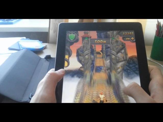 Обзор игры Temple Run 2 iPad 4