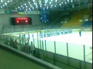 Закрытие юношеского хоккейного турнира в Усть-Камен...