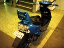 Jog Yamaha ZR Evolution - Blue