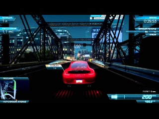 NFS Most Wanted 2: Keys to the City [48.86] with Porsche 911 Carrera S (Pro Performance)