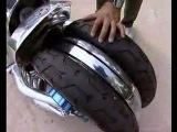 Dodge Tomahawk - самый быстрый мотоцикл в мире.
