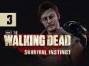 The Walking Dead Survival Instinct Gameplay Walkthrough - Part 3 Fontana Sniper Let's Play