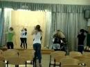 Репетиция танца Короли Ночной Вероны/Dance Kings of the night Verona