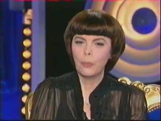 Mireille Mathieu dans la Méthode Cauet