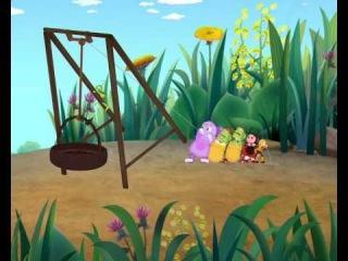 Лунтик и его друзья: 6 сезон 54 (375) серия - Маленький, да удаленький