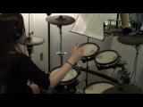 Septic Flesh - The Vampire From Nazareth (drum cover by Tamara)