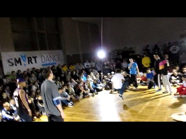 Ynek выход с преселекшена 3на3 Showdown 2012