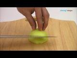 Как нарезать лук без слез