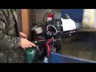 Обзор лодочного мотора Parsun 3,6 BMS