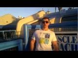 Михаил Дьяконов на Muscle Beach (Venice, California)