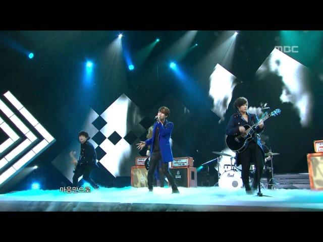 AXIZ - Huge Me, 엑시즈 - 날 안아줘, Music Core 20120204