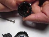 Canon A4000 Lens Disassembly