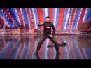 Razy Gogonea Britains Got Talent 2011