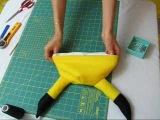 Как сделать косплей-шапочку Пикачу.
