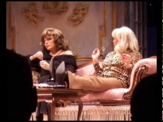 Joan Collins and Linda Evans in Legends