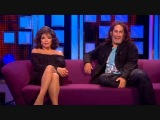 Joan Collins talks Dynasty with Lee Mack and Ross Noble
