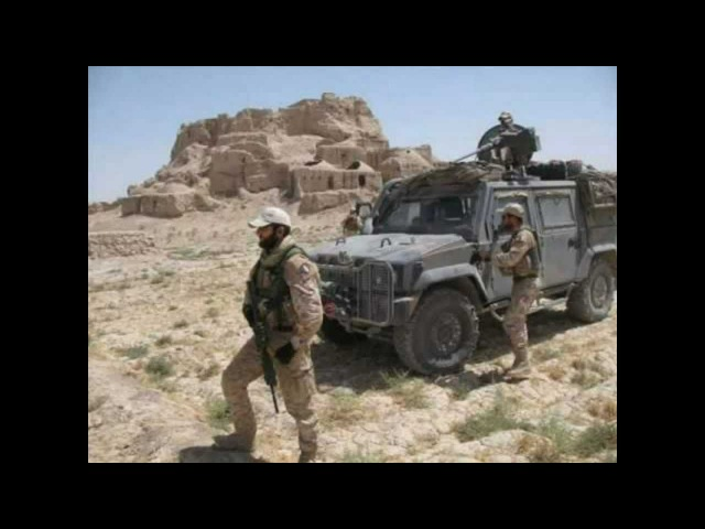 TF45 Task Force 45 Italian Special Forces in Afghanistan
