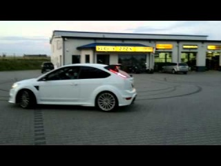 FORD FOCUS RS MK2 SCC PERFORMANCE FULL EXHAUST