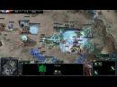 HD MLG Starcraft 2 HuK vs. Pinder 3