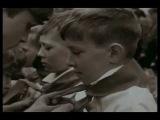 Большой детский хор Всесоюзного радио и Центрального телевидения.
