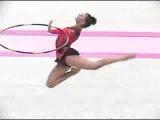 Alina Kabaeva hoop Aeon Cup 2003