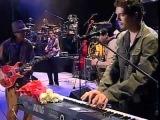 Salvador Santana w Carlos Santana Funky Nassau &amp In the Park