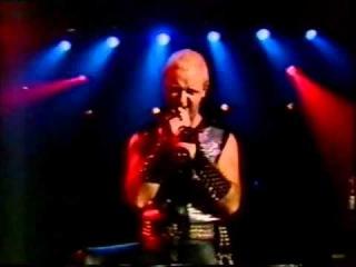 Rob Halford высокий голос live (Judas Priest - Victim of Changes)