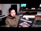 Kero One reviews MASCHINE vs AKAI MPC 2000