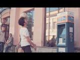 Ребята с Евро 2012 устраивают шоу на Старом Арбате