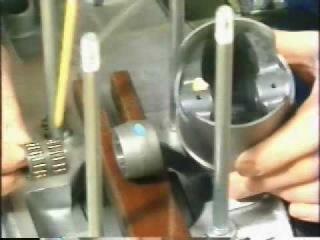 MZ ETZ 251 montaż i demontaż silnika part 6