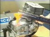 MZ ETZ 250 251. Repair Engine EM250 & EM251. Service film. DDR 1989. 1/2