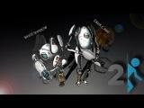 Андрюха мудак! Иди в Жопу! :D Co-oP Portal 2 ft. Ёжик с AWP :3