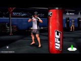 First 30 Minutes: UFC Personal Trainer [KINECT/MOVE/WII] (720p HD) Part 2/2