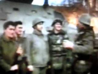 TV Novi Sad sa oslobodiocima Vukovara