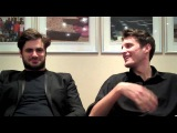 2CELLOS Interview Luka Sulic, Stjepan Hauser Music-News.com