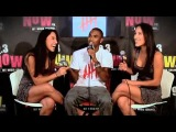 Trey Songz Interview With Twin Latinas