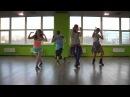 Lil Wayne ft Nicki Minaj, Rick Ross, The Game - Rah!, Hip-Hop Choreography, Yulia Provotorova