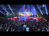 DJ Chino Spins Live for Pitbull, Chris Brown and Ne-Yo 2012 NBA All Star Game Halftime Show