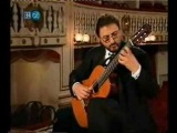 Aniello Desiderio, (part 1 of 10).Скарлетти. Соната. 17 век. Гитара.