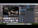Element 3D - Импорт И Раскрашивание Авто (и др. OBJ Обьектов)