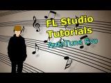 Fl Studio 10 Tutorials-Смена голоса в AutoTune Evo