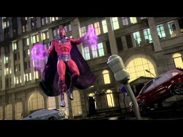 Marvel Avengers Battle for Earth - Trailer E3 2012 (HD)