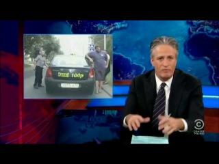 The Daily Show Американцы про Челябинский метеорит