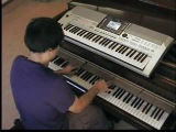 Armin van Buuren Gaia J'ai Envie de Toi piano &amp keyboard synth cover by LiveDjFlo