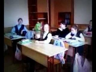 Урок Английского в 6-Э классе (ЧАСТЬ 3)
