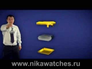 Фильм о производстве золотых часов