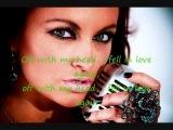 Maria Kanellis - Alice In Wonderland(with lyrics)