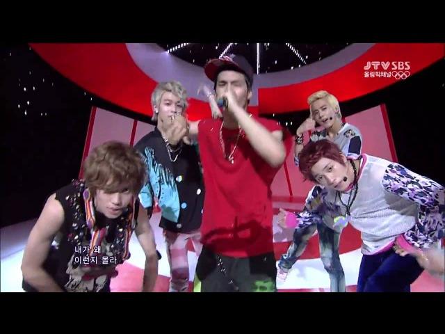 【人氣歌謠】TEEN TOP - Be Ma Girl (Comeback Stage)
