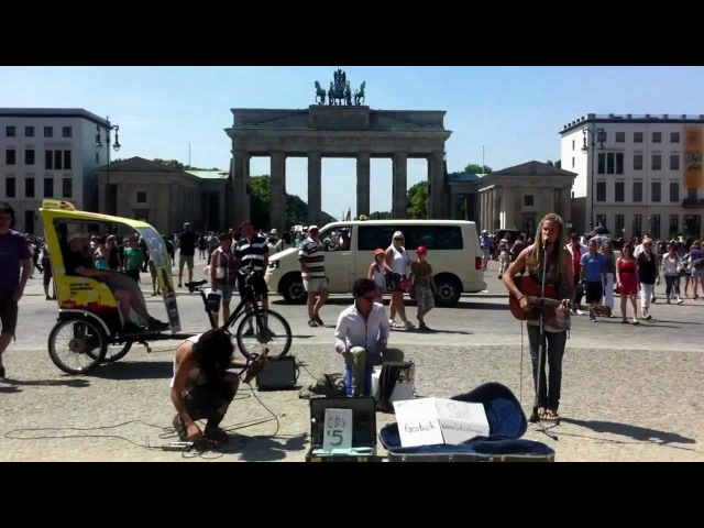 Set Sail - Millenium (Cover) @ Brandenburger Tor, Berlin, GERMANY
