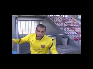 Barcelona Funny Moments 2011/2012